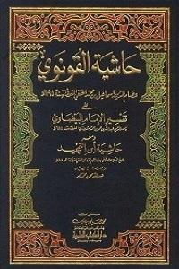 Hashia Al Qunavi ala Al Baizawi حاشيہ القونوی عربی حاشیہ علی تفسیر البیضاوی